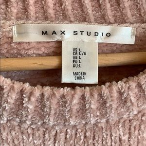 Max Studio Sweaters - Max Studio Knit Crew Neck Sweater